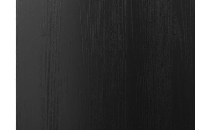 Kjøkkenfronter i sort trelook fra HTH