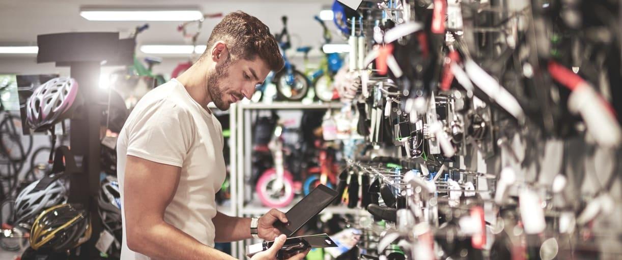 Stort utvalg butikker i alle kategorier