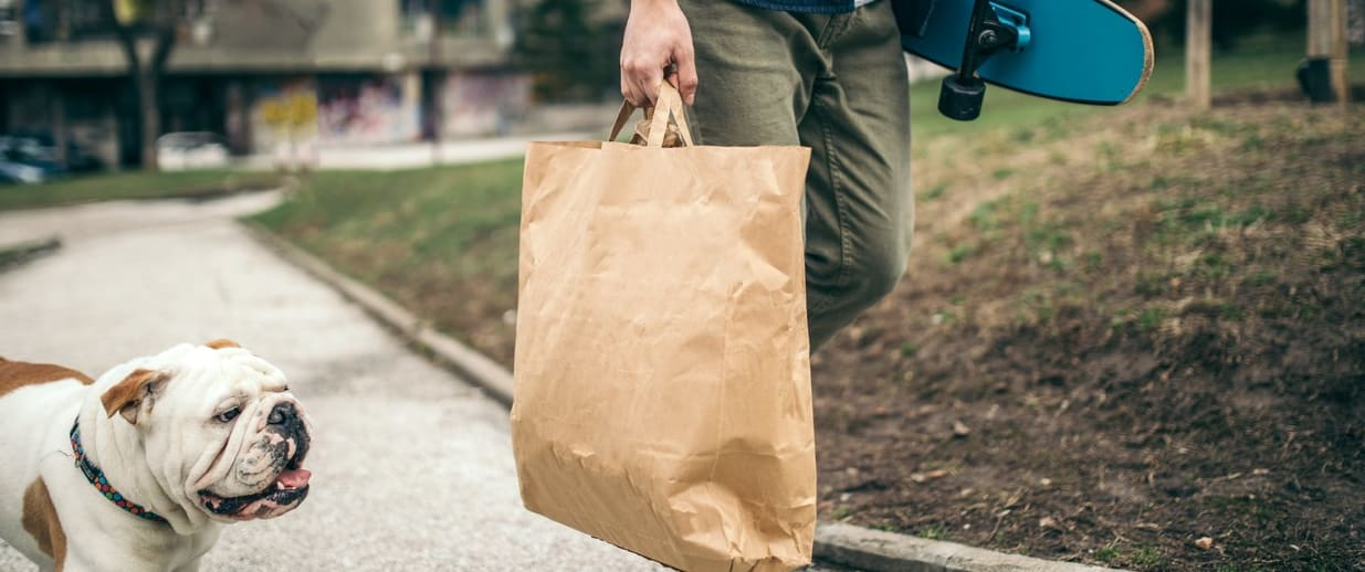 Kortreist rusletur til shopping til både Metro og Triaden