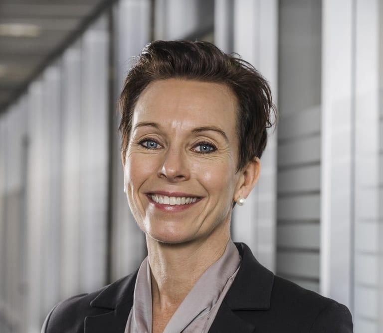 Kristin Hessen i Nexans ser frem til nye og freshe lokaler i Oslo K.