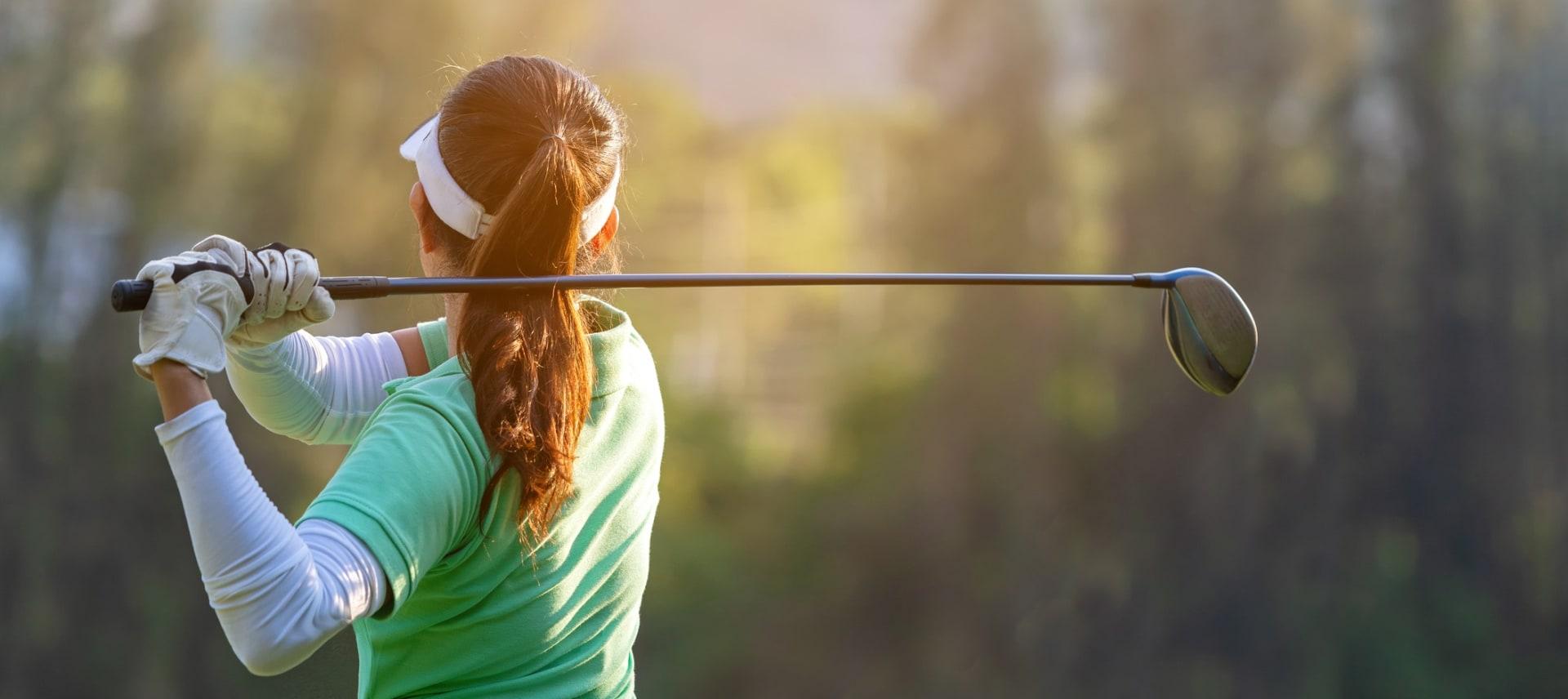 Utenfor Losby Gods finner du en av Norges flotteste golfbaner