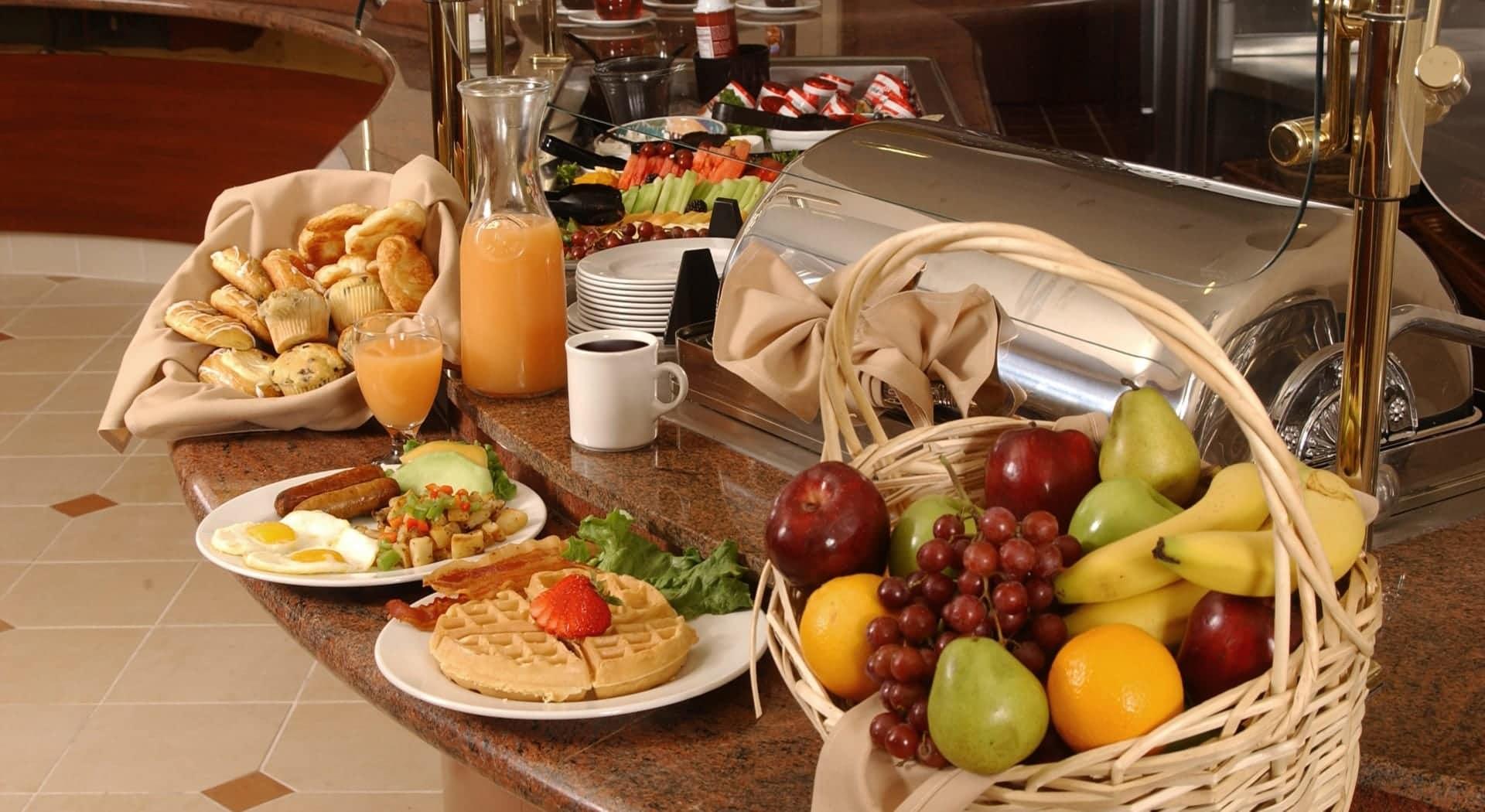 Bjugn breakfast