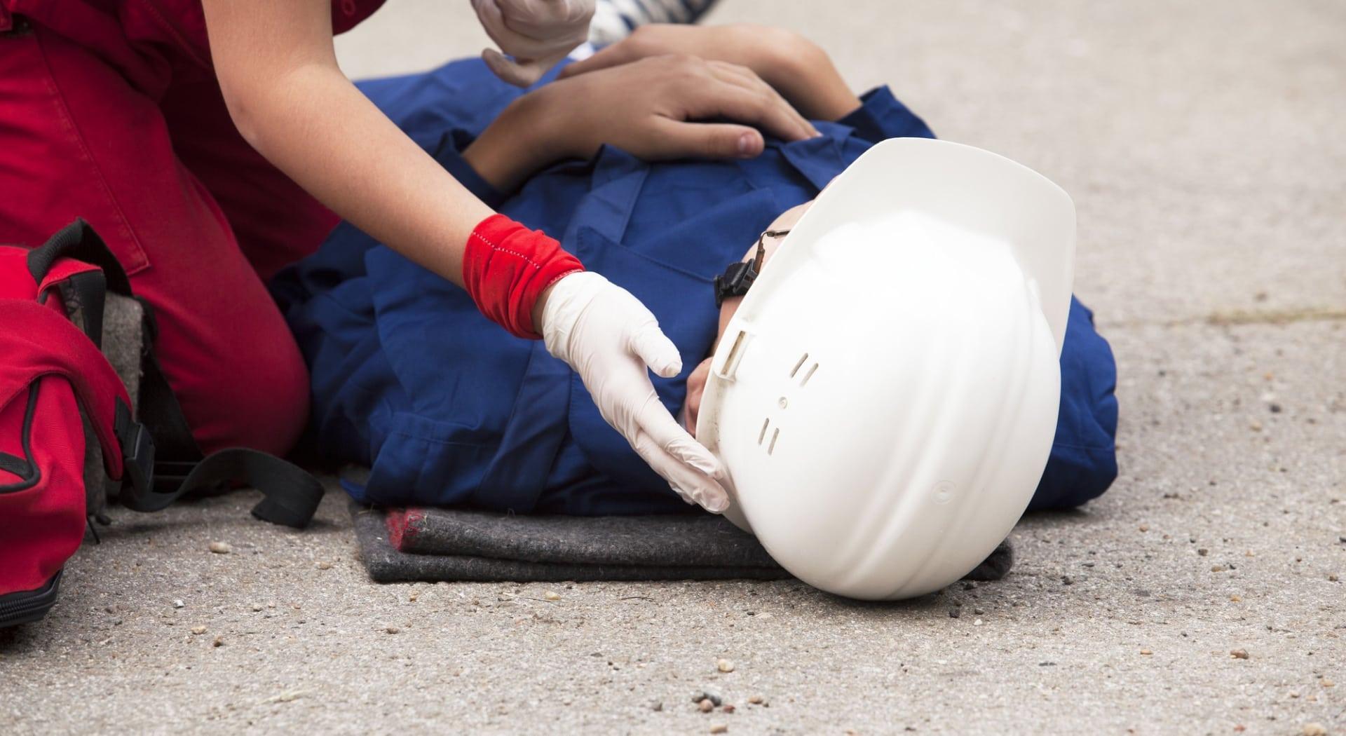 Arbeidsulykker med døden til følge rammer flest menn