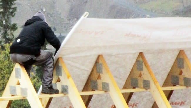 Arbeidstilsynet avdekket mange kritikkverdige forhold på byggeplasser (Foto: Arbeidstilsynet)