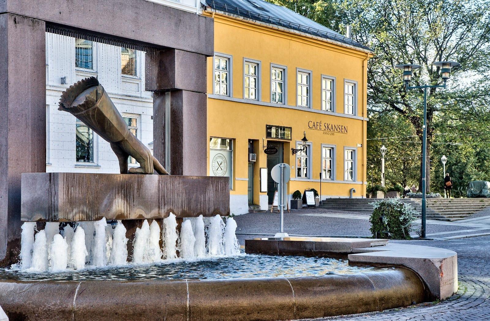 Christiania Torv og Hansken