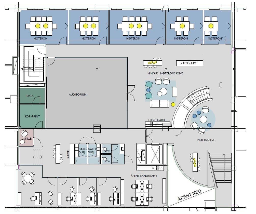Plan 1 - 568 kvm