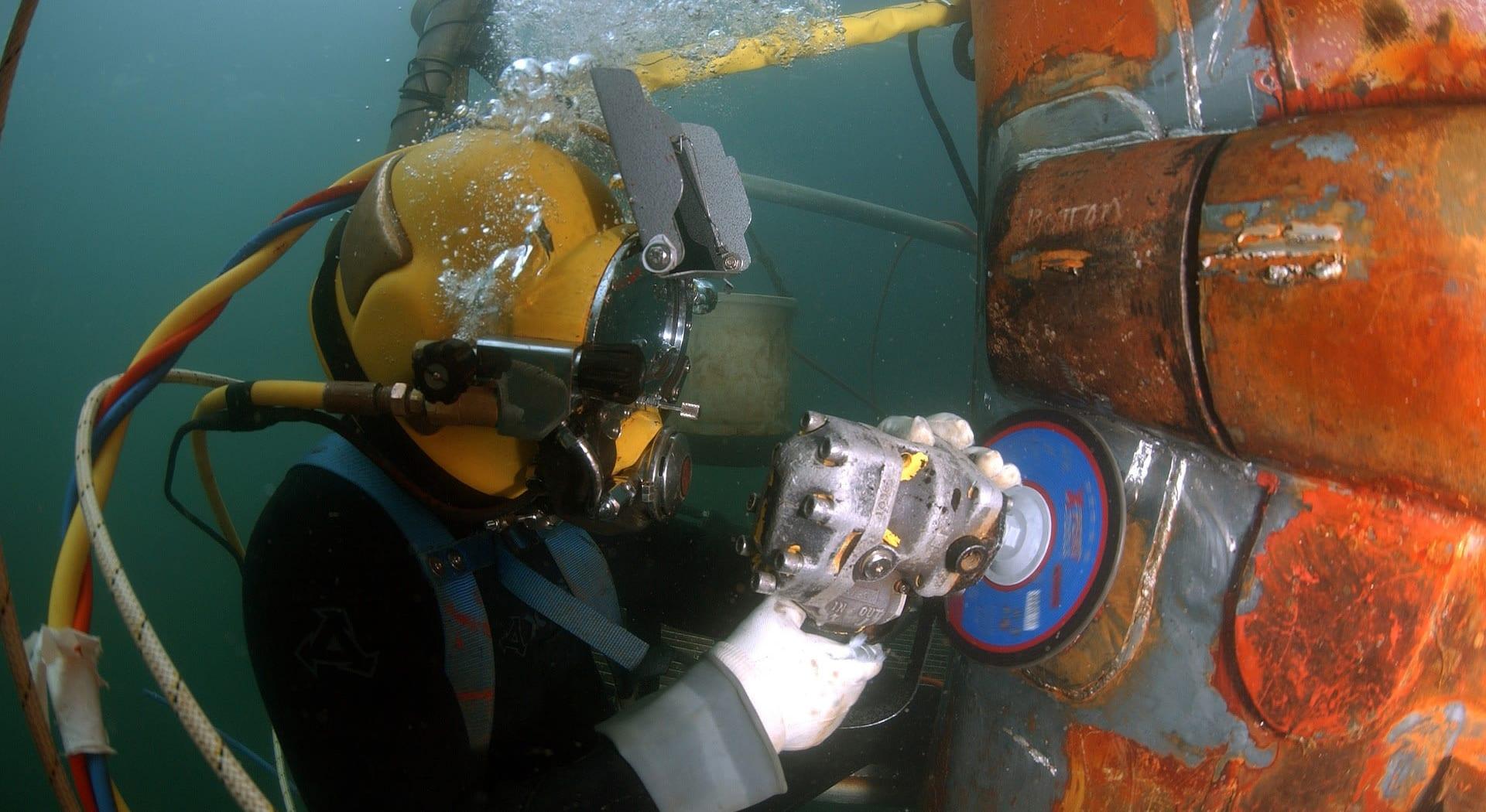 Det ble avdekket stor risiko for arbeidsulykker ved tilsyn hos dykkerbedrifter