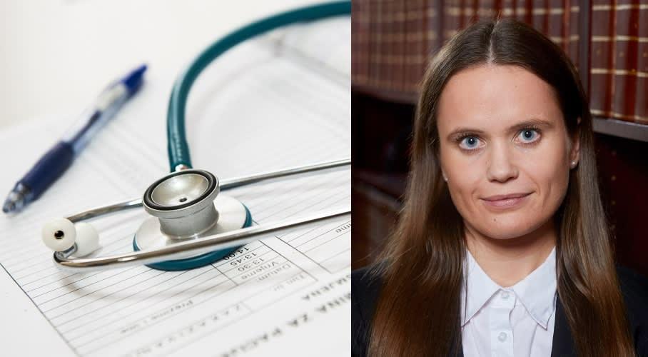 Advokat Ida Elisabeth Alnes Holte gir deg svar på de vanligste spørsmålene ved pasientskade