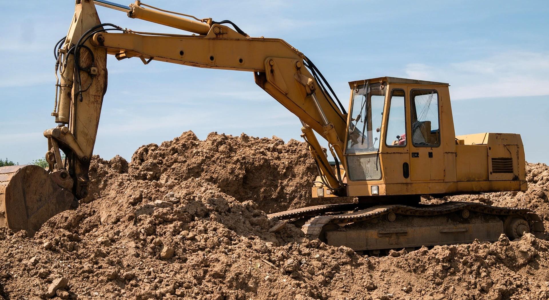Arbeid stanset for å unngå graveulykker og yrkesskader