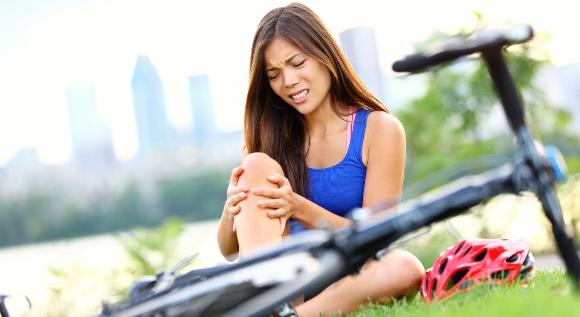 Ved sykkelulykker har også syklisten et ansvar. Vi gir deg tipsene om hva du må passe på.