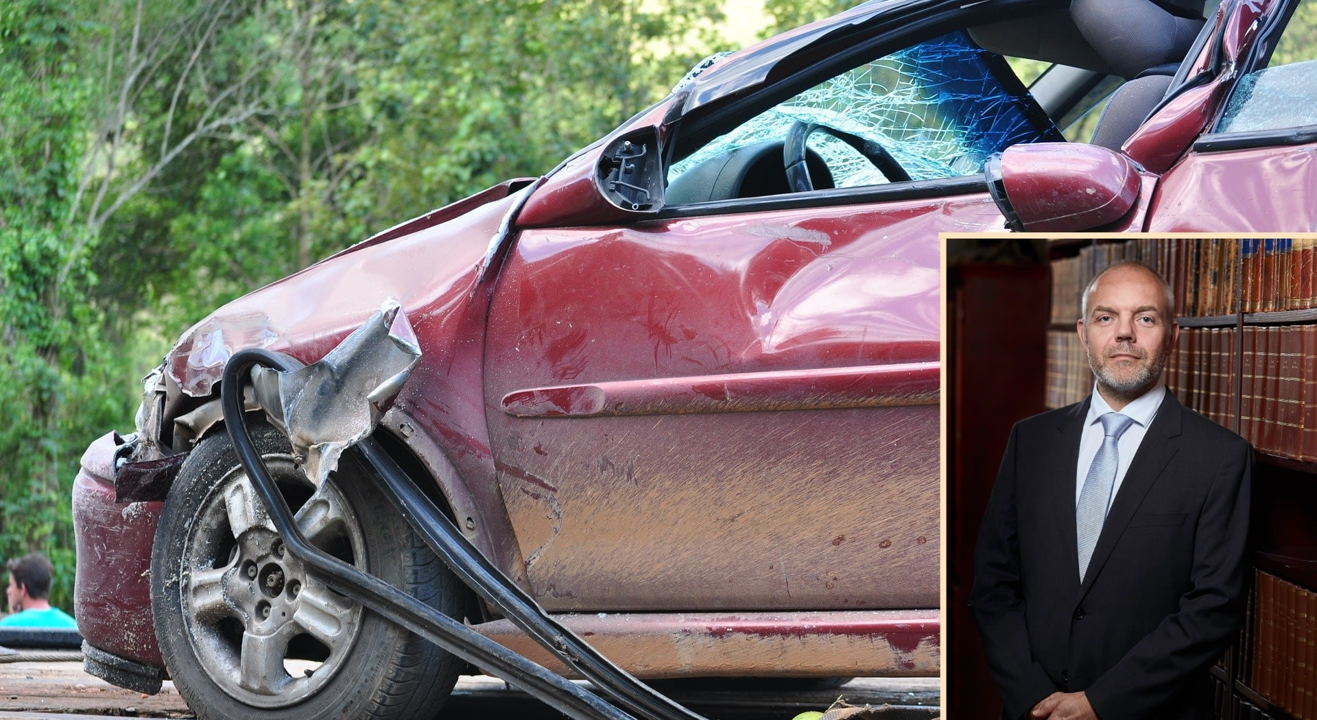 Advokat Geir Hansen har tips for deg som skal søke erstatning etter en trafikkulykke.