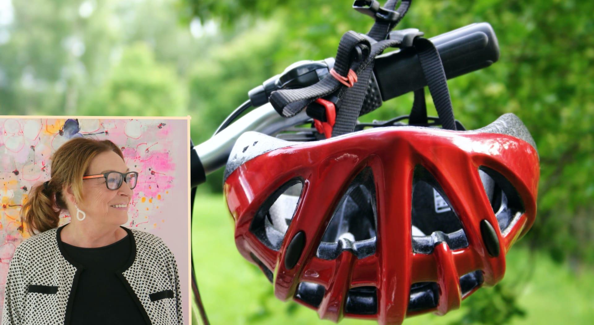 Advokat Anne Grethe Kjelland hjalp gutten få en betydelig erstatning, etter sykkelvelten.