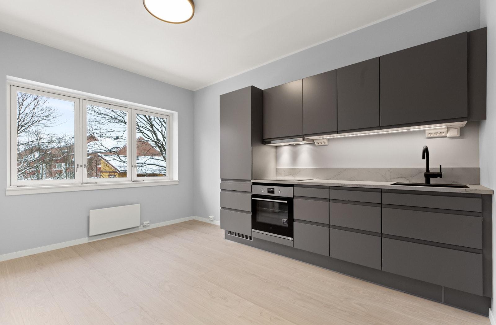 Kjøkken/stue