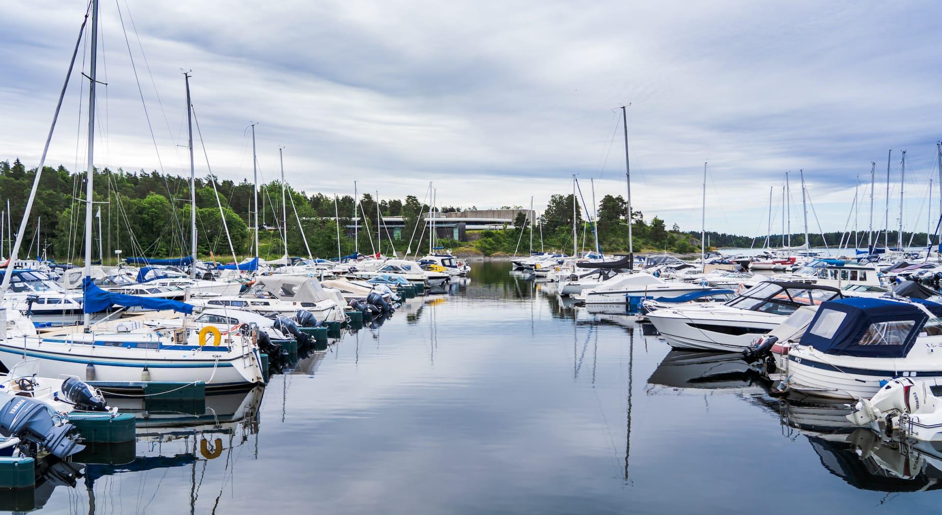 På FRØY bor dere med nærhet til alt, også sjøen. Det åpner opp for en rekke muligheter enten dere har båt eller ei.