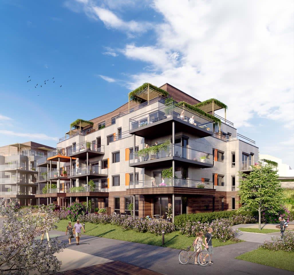 Rådalsåsen Hus C - 22 nye leiligheter