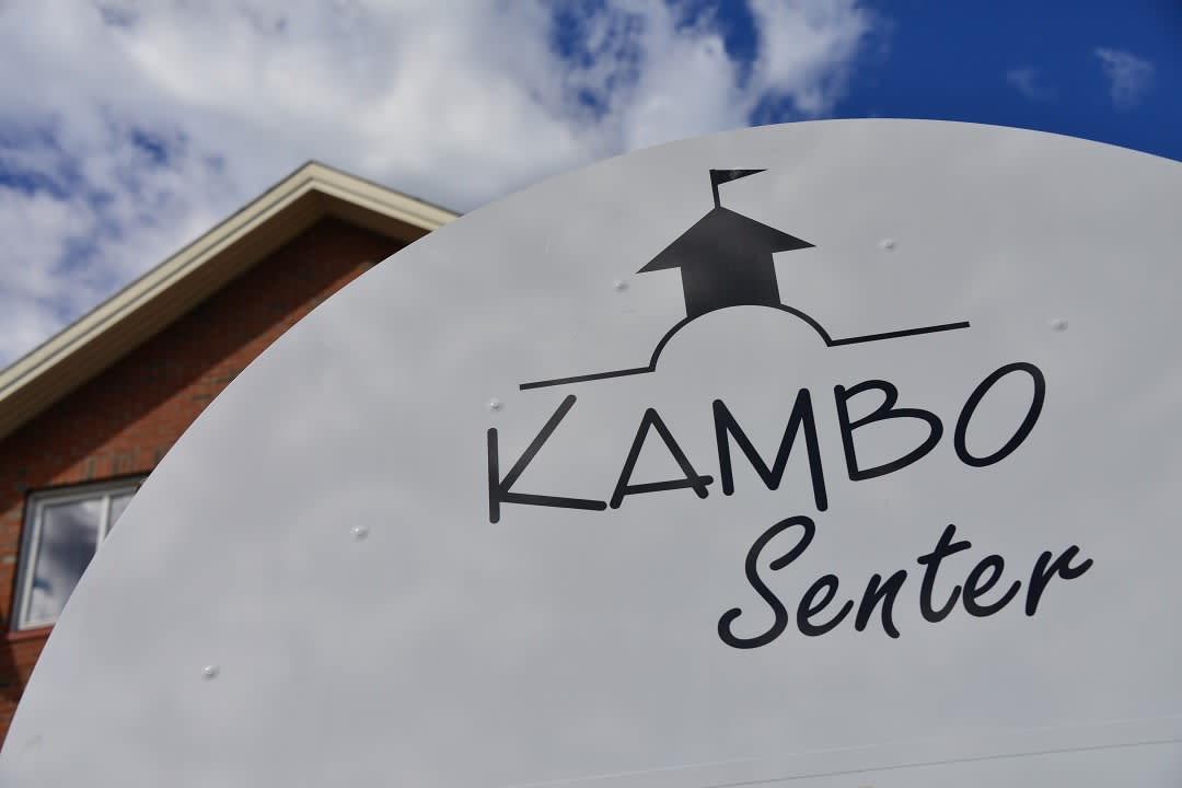 På Kambo senter finner du det du trenger i hverdagen