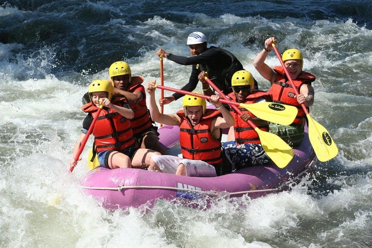 Rafting Bjugn hotell