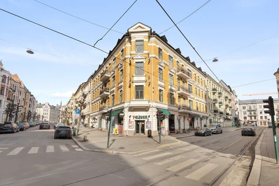 Fasade Niels Juels gate 29