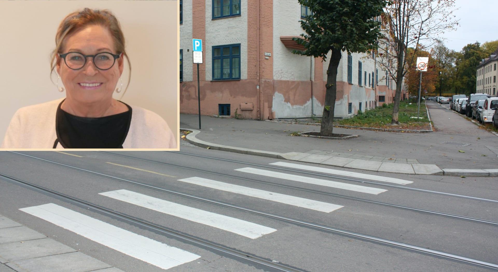 Advokat Anne Grethe Kjelland hjalp kvinnen som ble påkjørt i fotgjengerfeltet få erstatning.