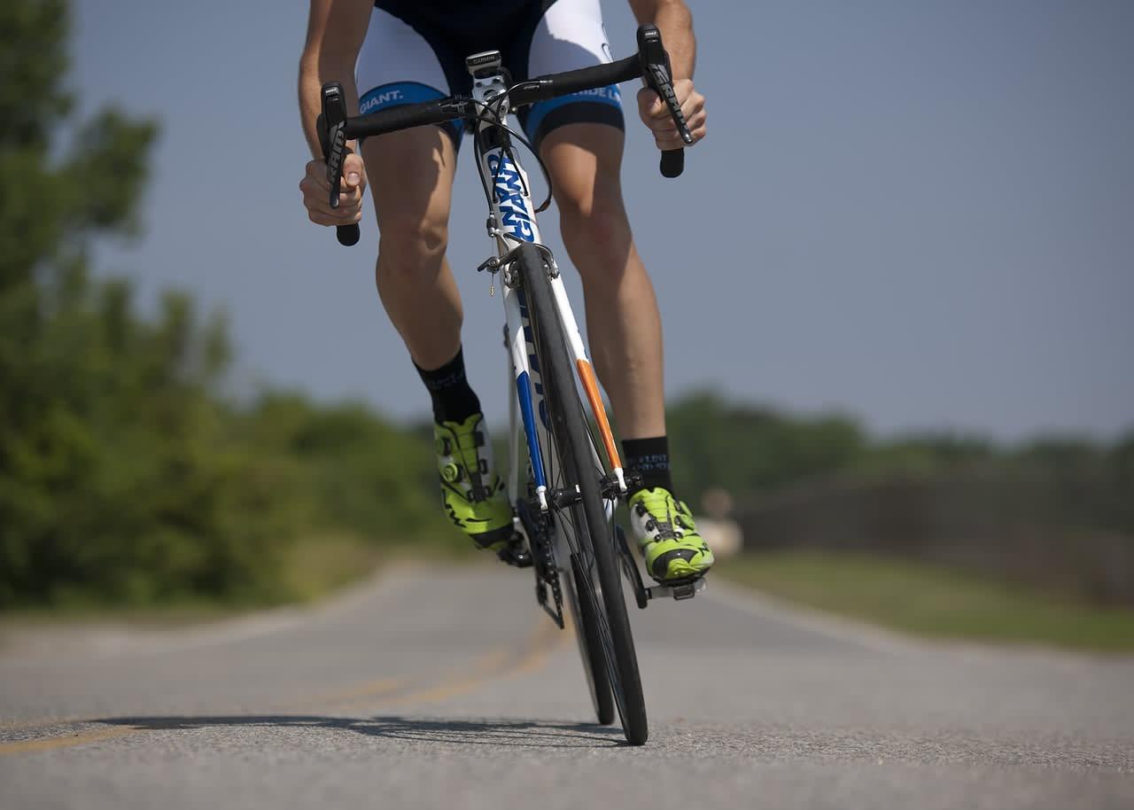 Sykkelulykke resulterte i dødsfall