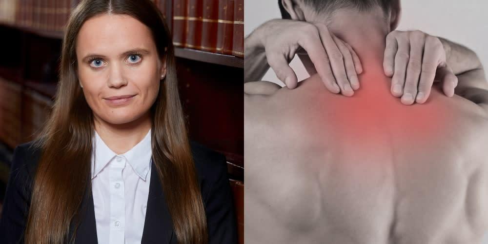 Advokatfullmektig Ida Holte orienterer deg om hvilke personskader som kan gi krav på erstatning.