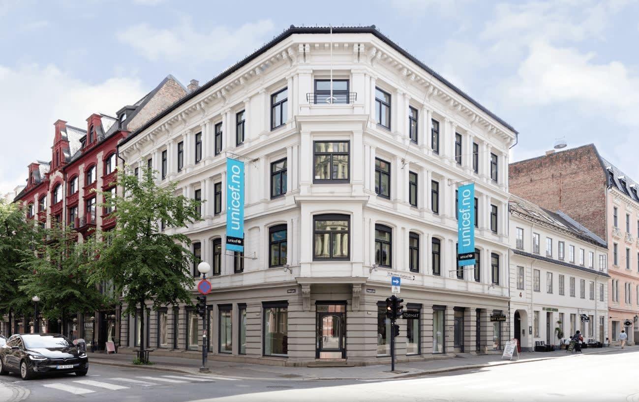 Fasadebildet