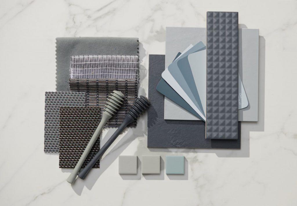 Gitte og teamet hennes jobber tett med arkitekt, utbygger og eiendomsmegler for å gjøre gode farge og materialvalg. (Illustrasjonsfoto: Hans Fredrik Asbjørnsen)