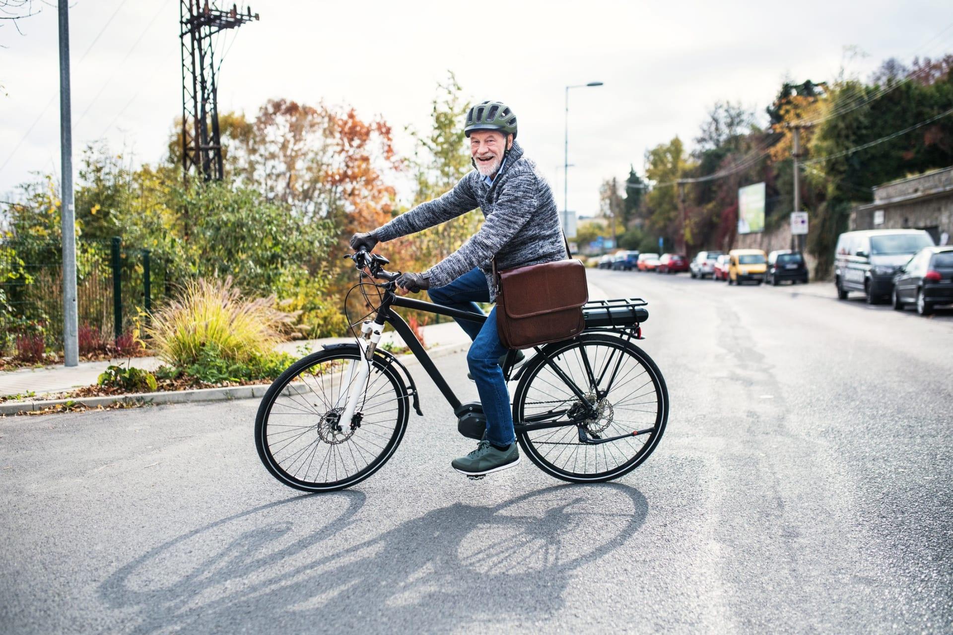 Med sykkel kommer du deg lett frem med Bryn som utgangspunkt