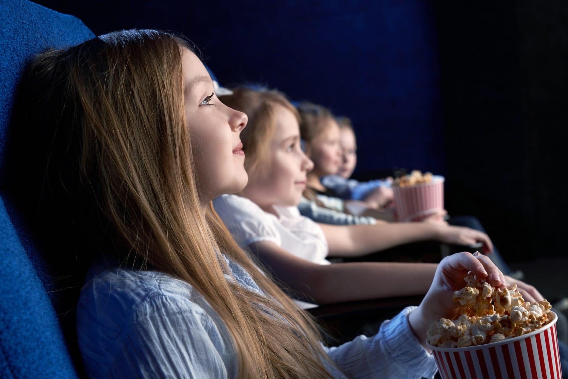 Kino på Metro kjøpesenter er bare 10 minutter unna til fots