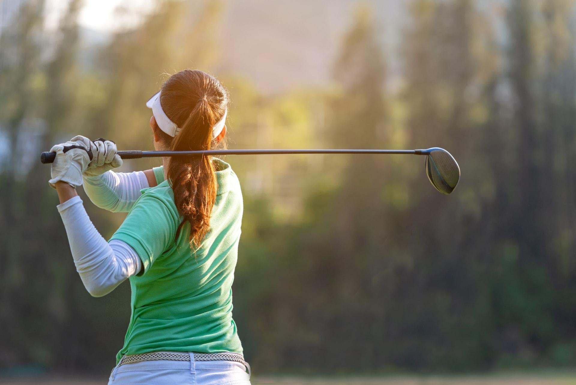 Losby golf er blant Norges flotteste golfbaner - kun 10 minutter i bil fra Rolvsrud Arena