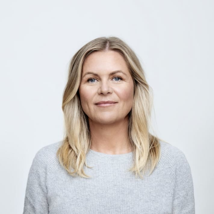 Gitte Rimstad har lang erfaring fra eiendomsutviklingsbransjen